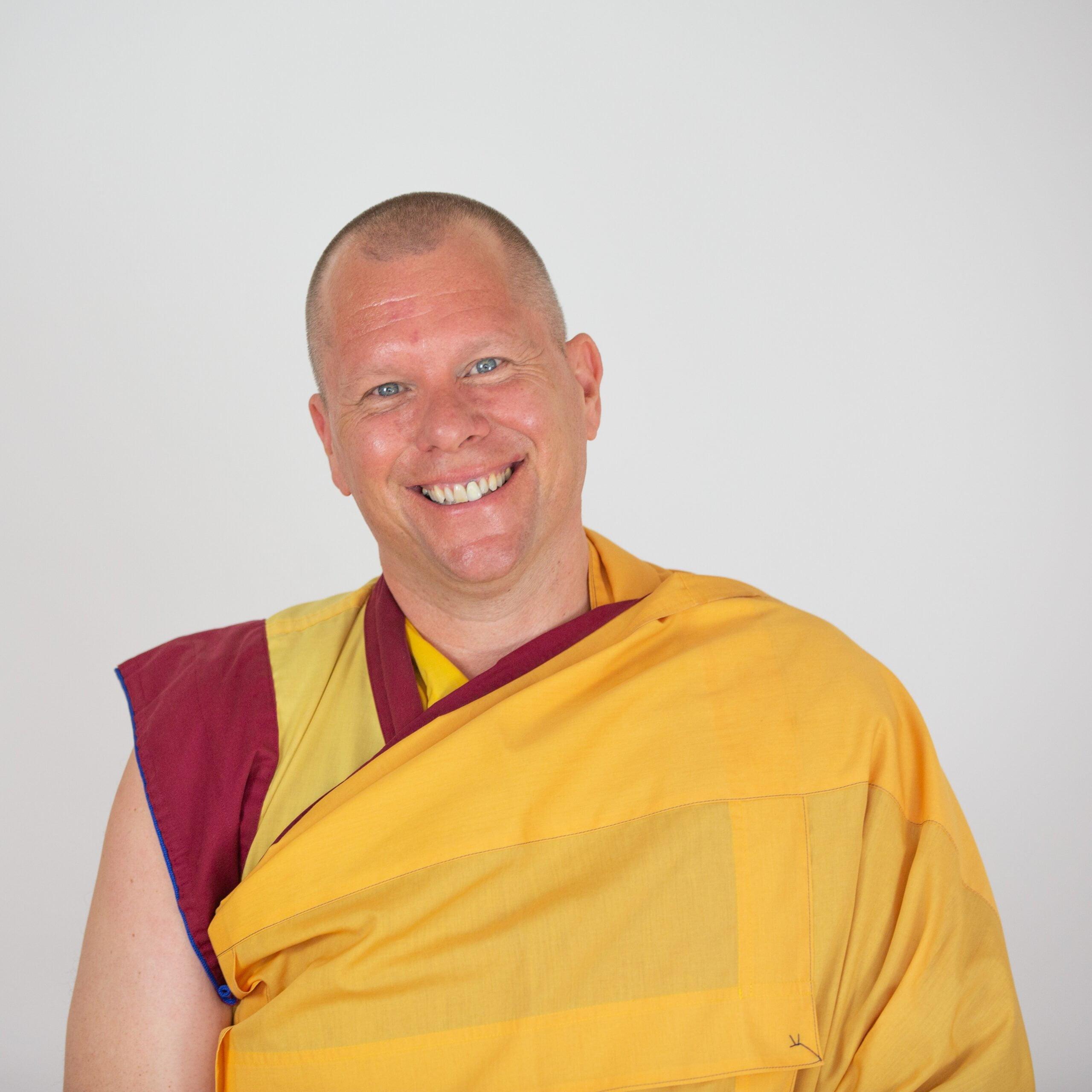 Gen THetchen guest Buddhist teacher online
